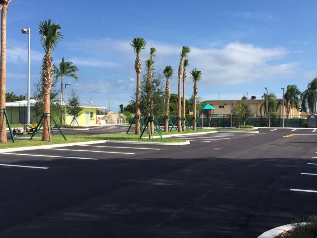 asphalt pavement Florida